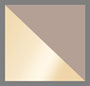 Antique Gold/Taupe Gradient