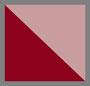 глубокий бордовый