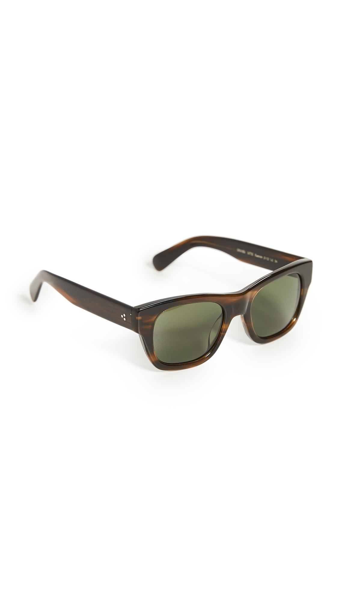 Oliver Peoples  KEENAN SUNGLASSES