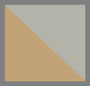 Dusty Olive/Grey Goldtone