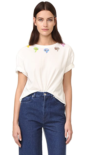 Olympia Le-Tan Bloomers T-Shirt