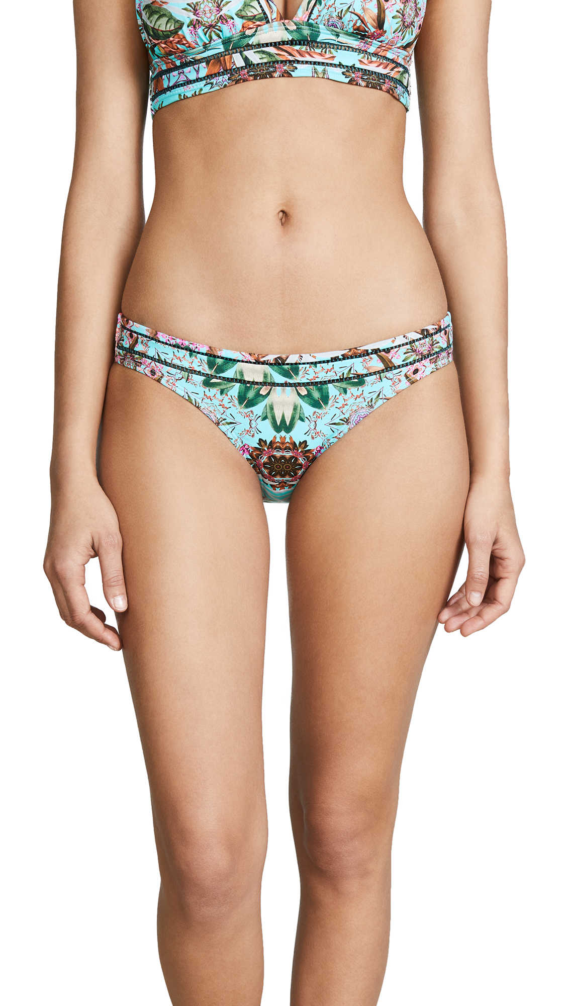 OndadeMar Amazonia Low Rise Bottoms