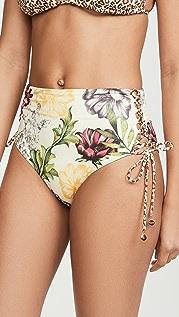 OndadeMar High Waisted Bikini Bottoms