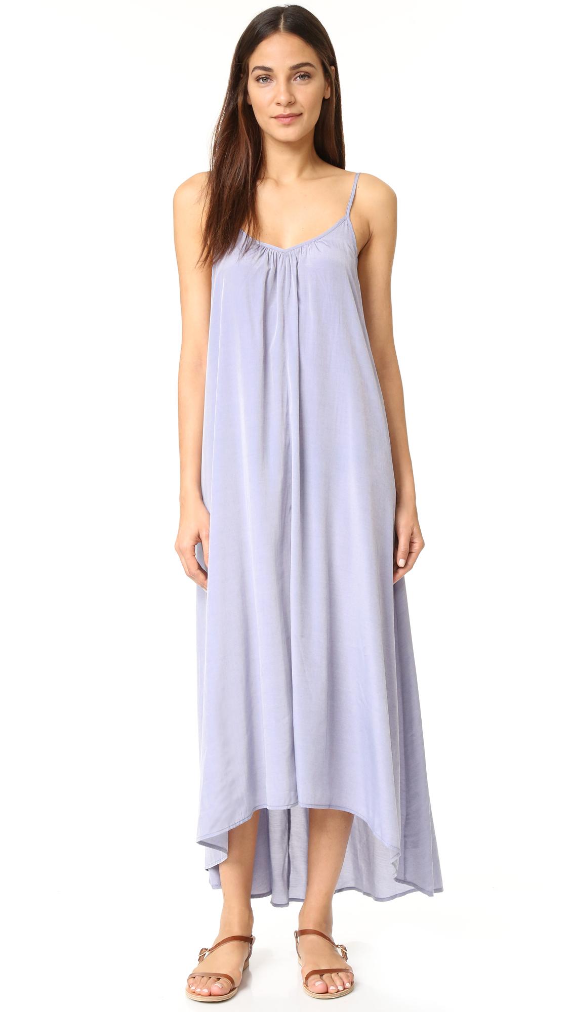 ONE by Resort Maxi Dress - Denim