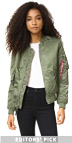 Bomber Jacket ONE by Alpha Industries