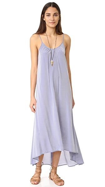 ONE BY One By Resort Maxi Dress in Denim