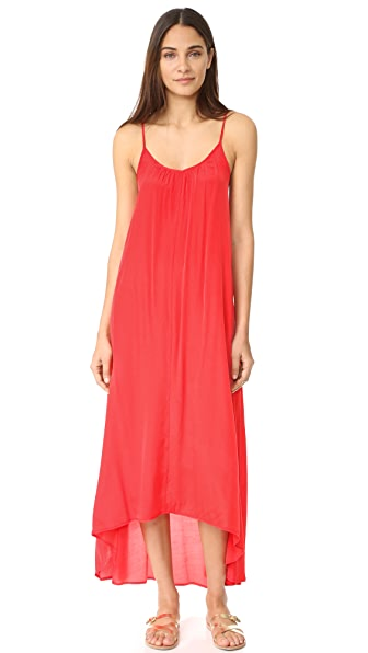 ONE BY One By Resort Maxi Dress in Red