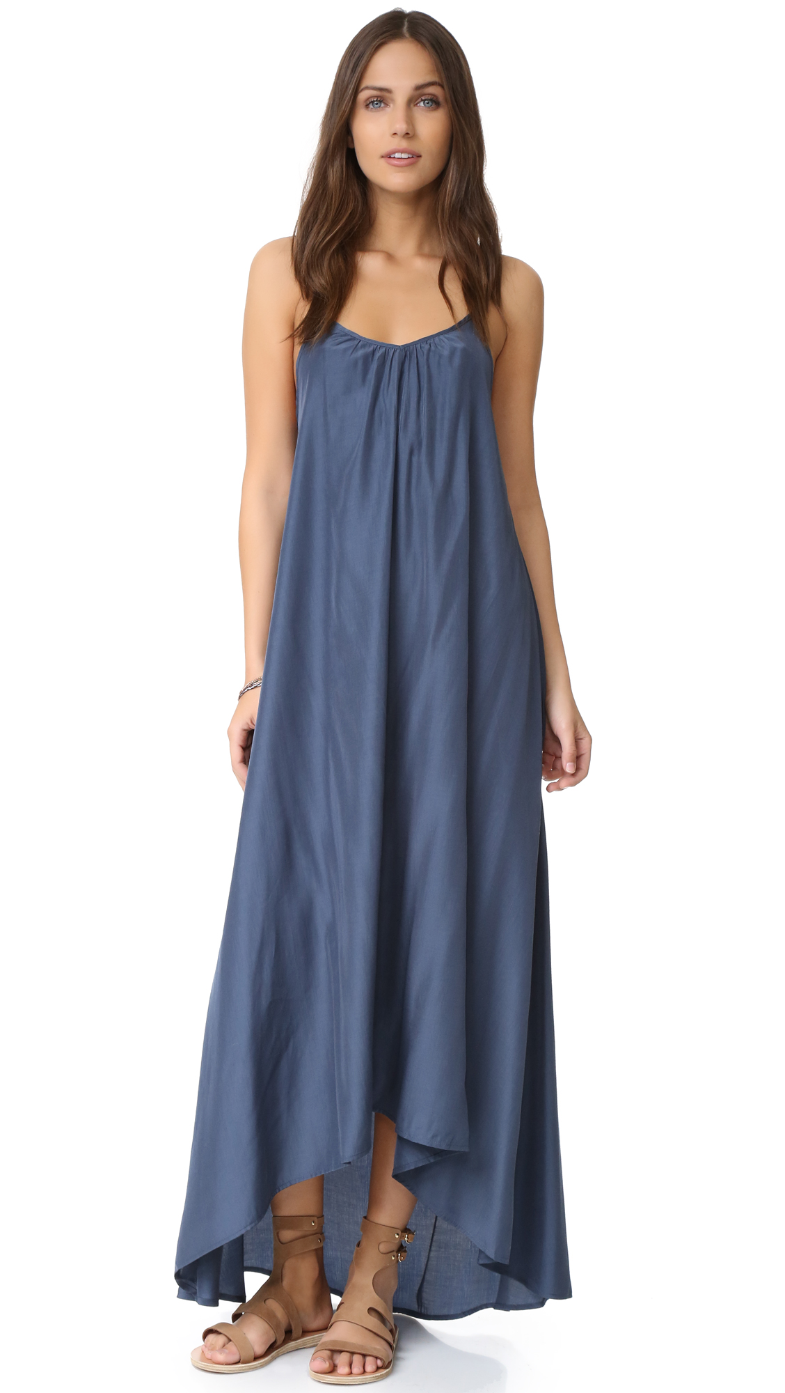 ONE by Resort Maxi Dress In Midnight