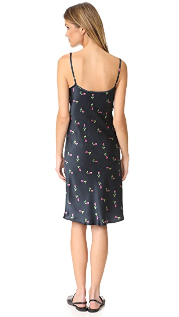 ONE by Unveil Project Printed Floral Slip Dress