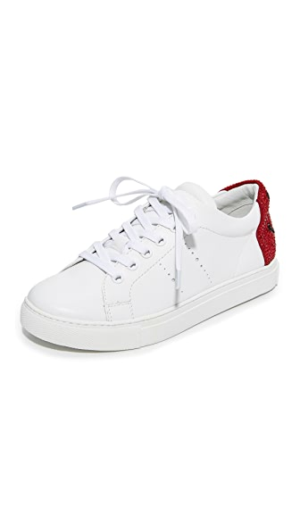 ONE by Lola Cruz Smile Sneakers