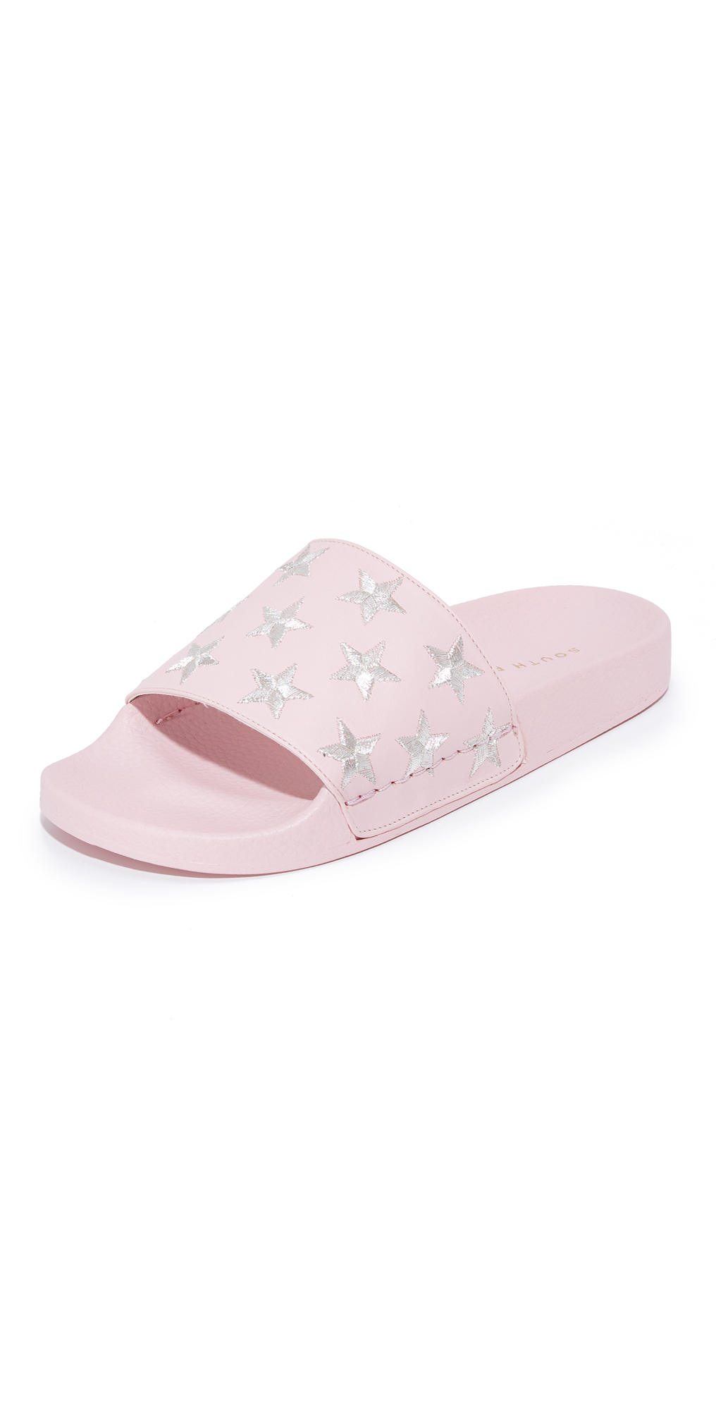 Stars Pool Slides ONE by South Parade Footwear