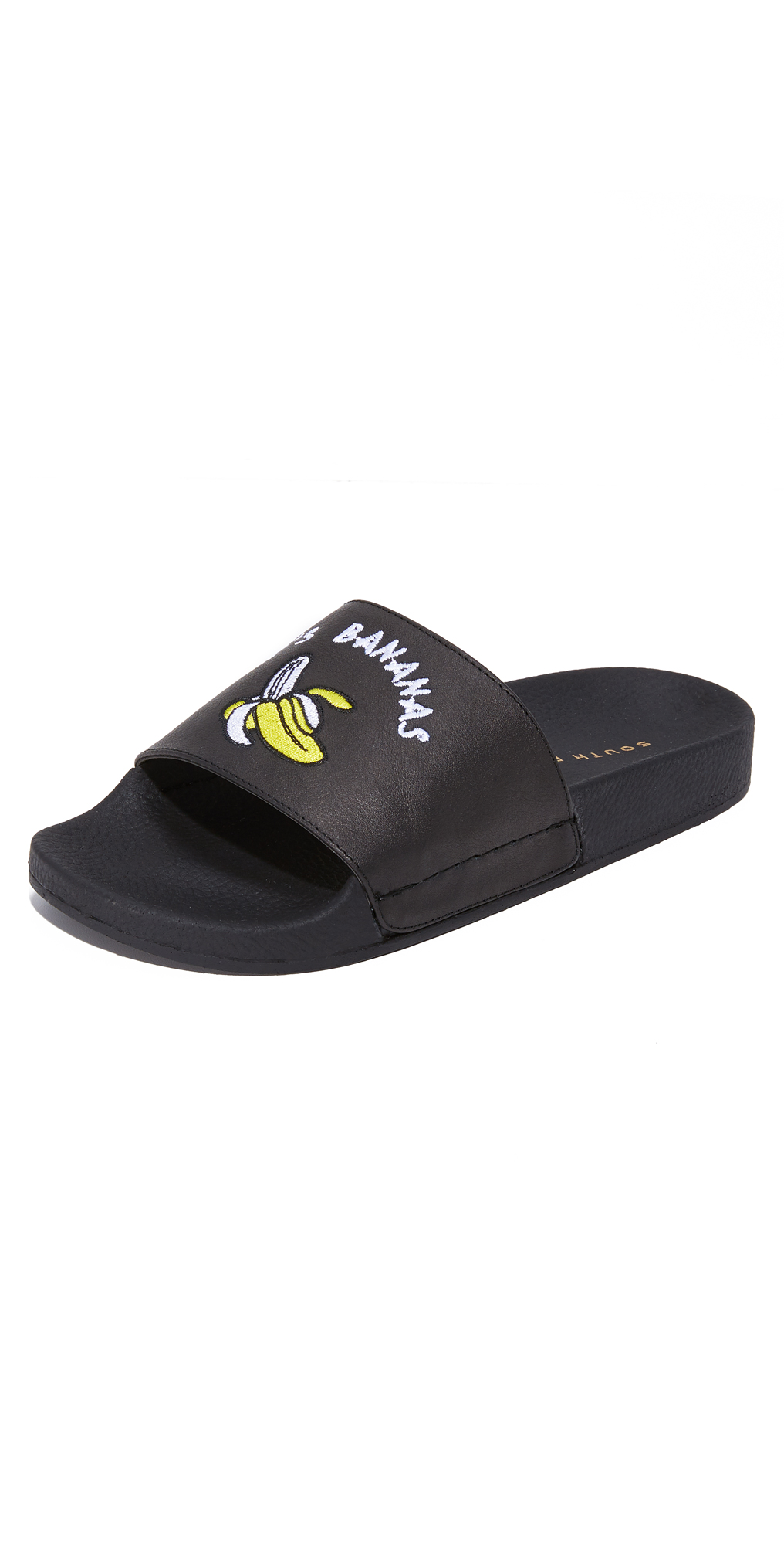 It's Bananas Pool Slides ONE by South Parade Footwear