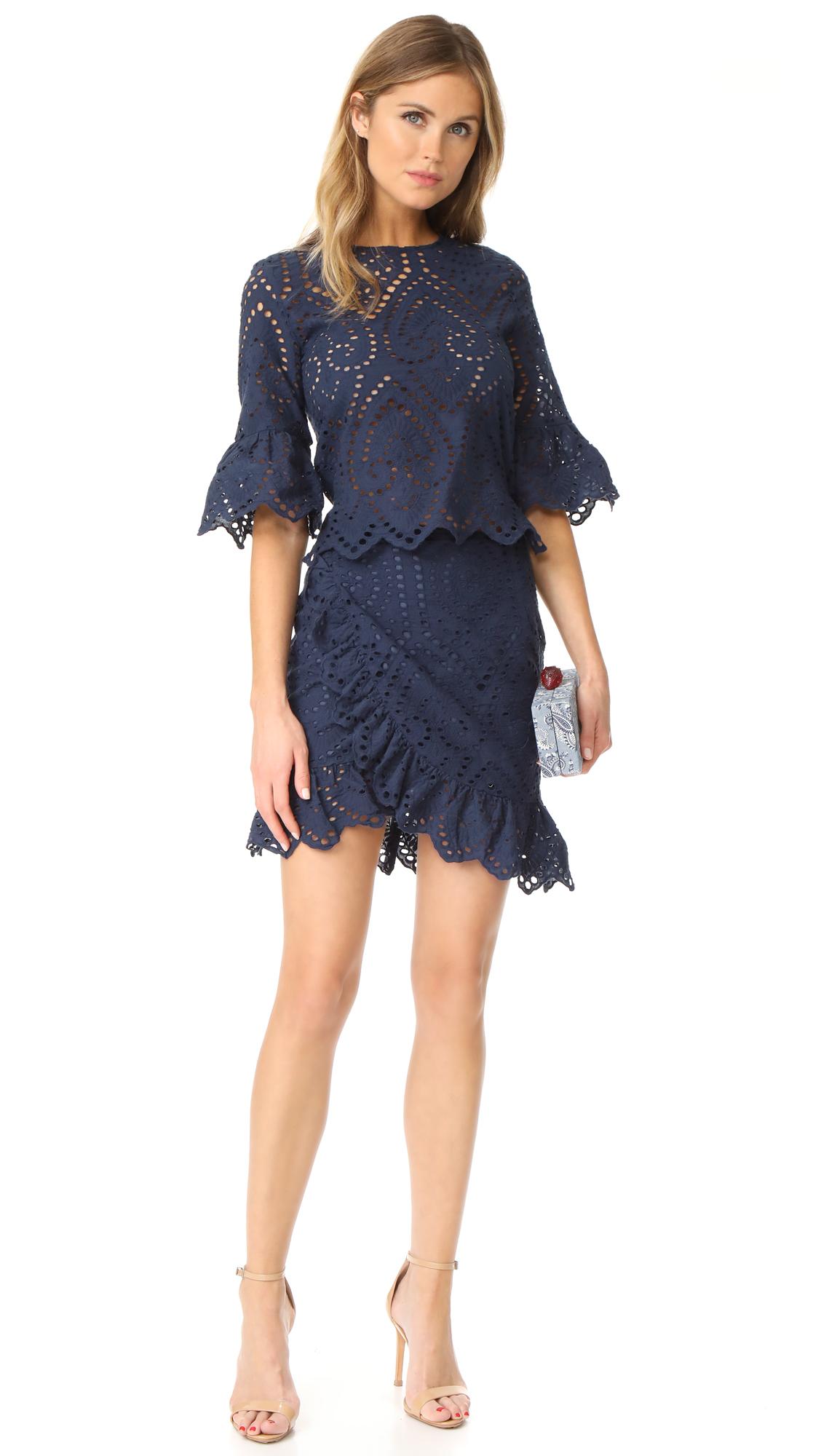 f1fd7202e8 ONE by WINONA Valerie Wrap Dress