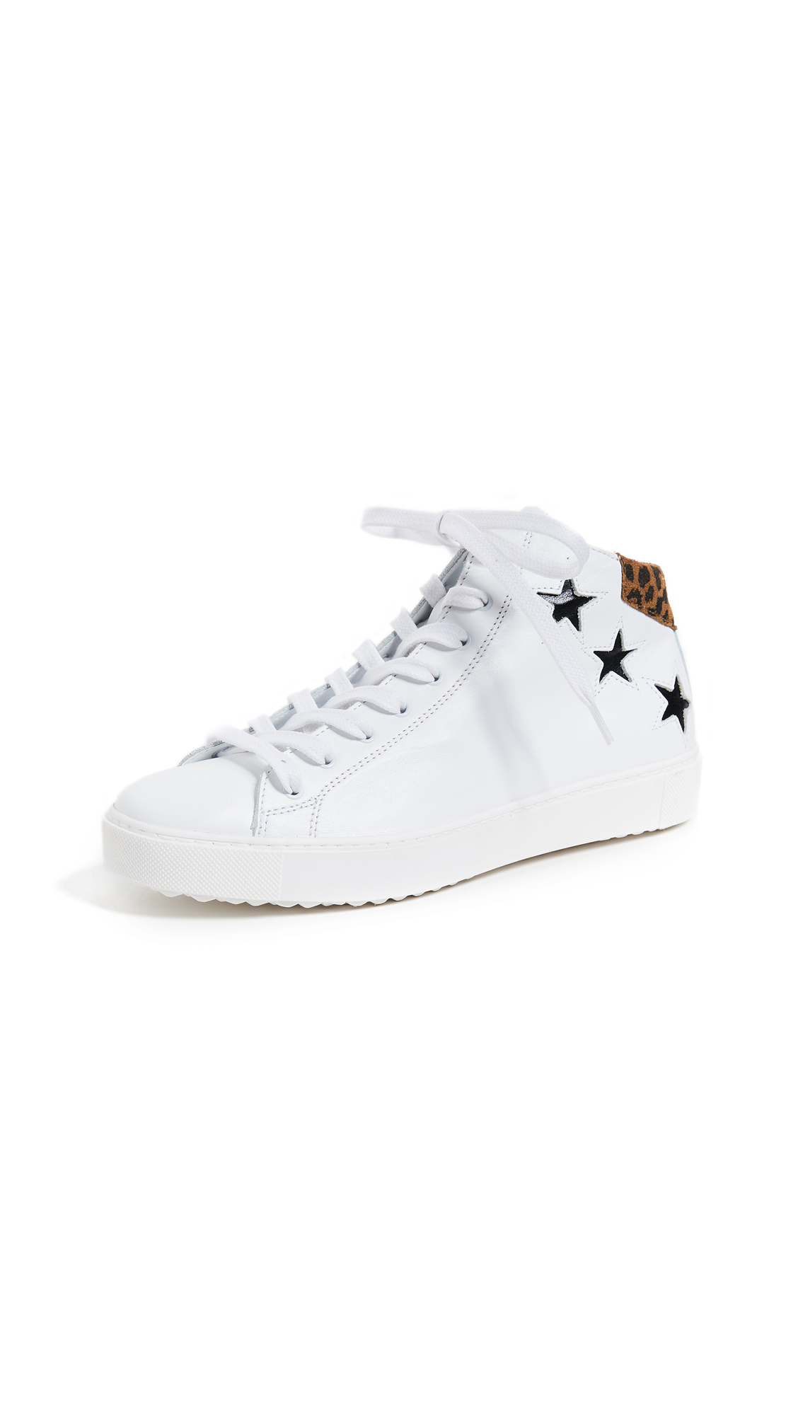 ONE by Superstar High Top Sneakers - White/Black