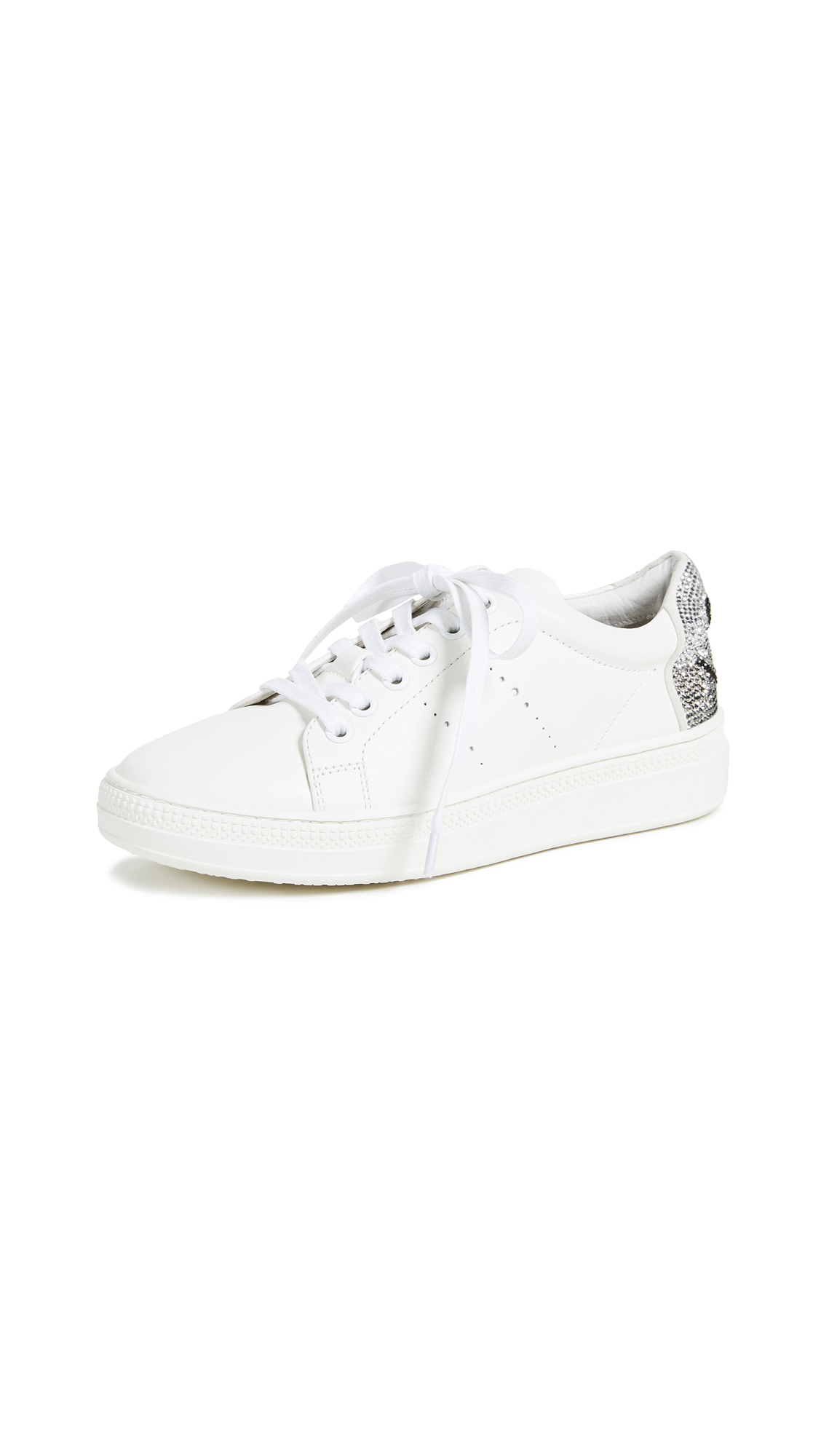 ONE by Wink Sneakers In Silver