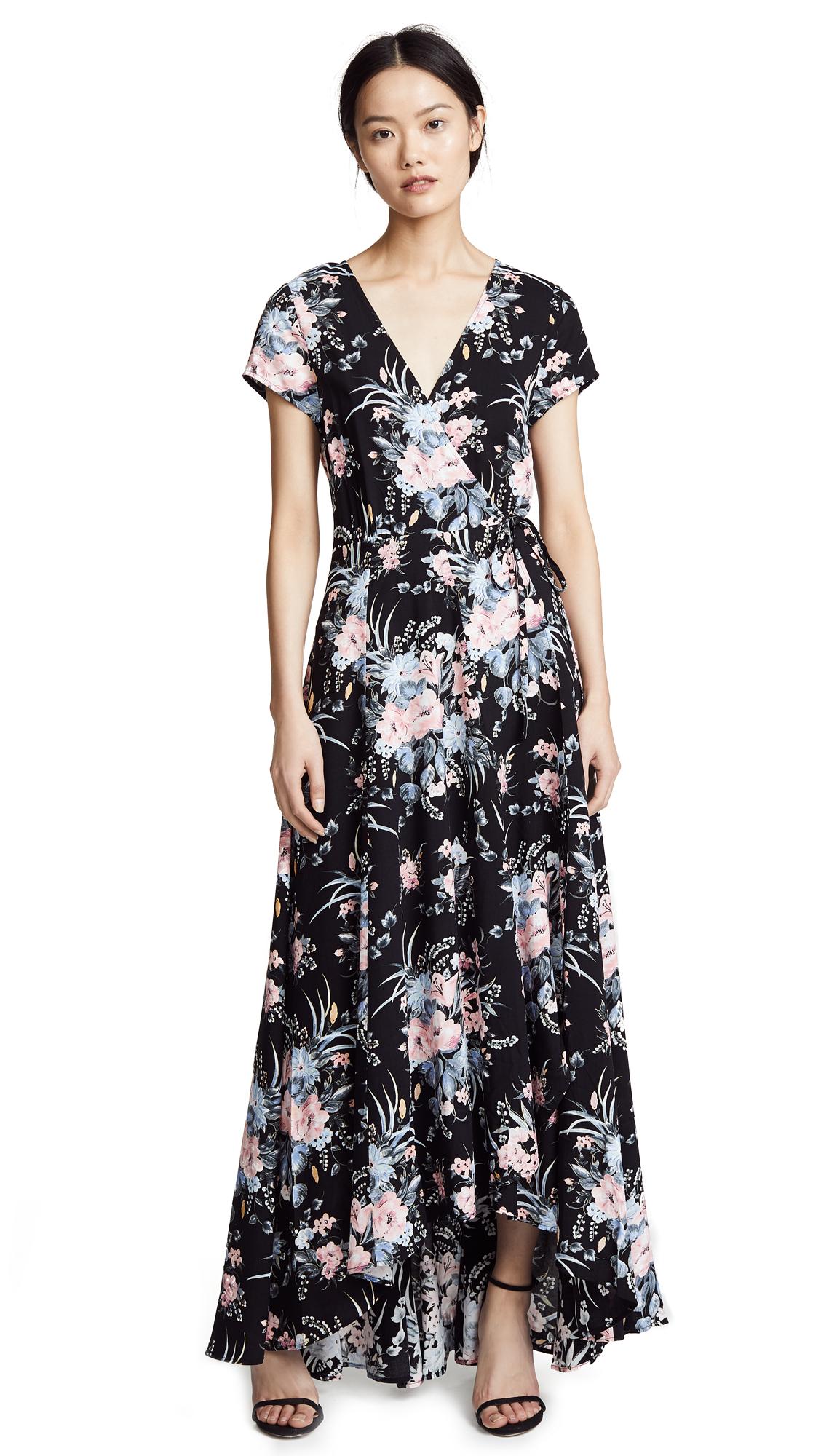 ONE by Scarlett Wrap Maxi Dress