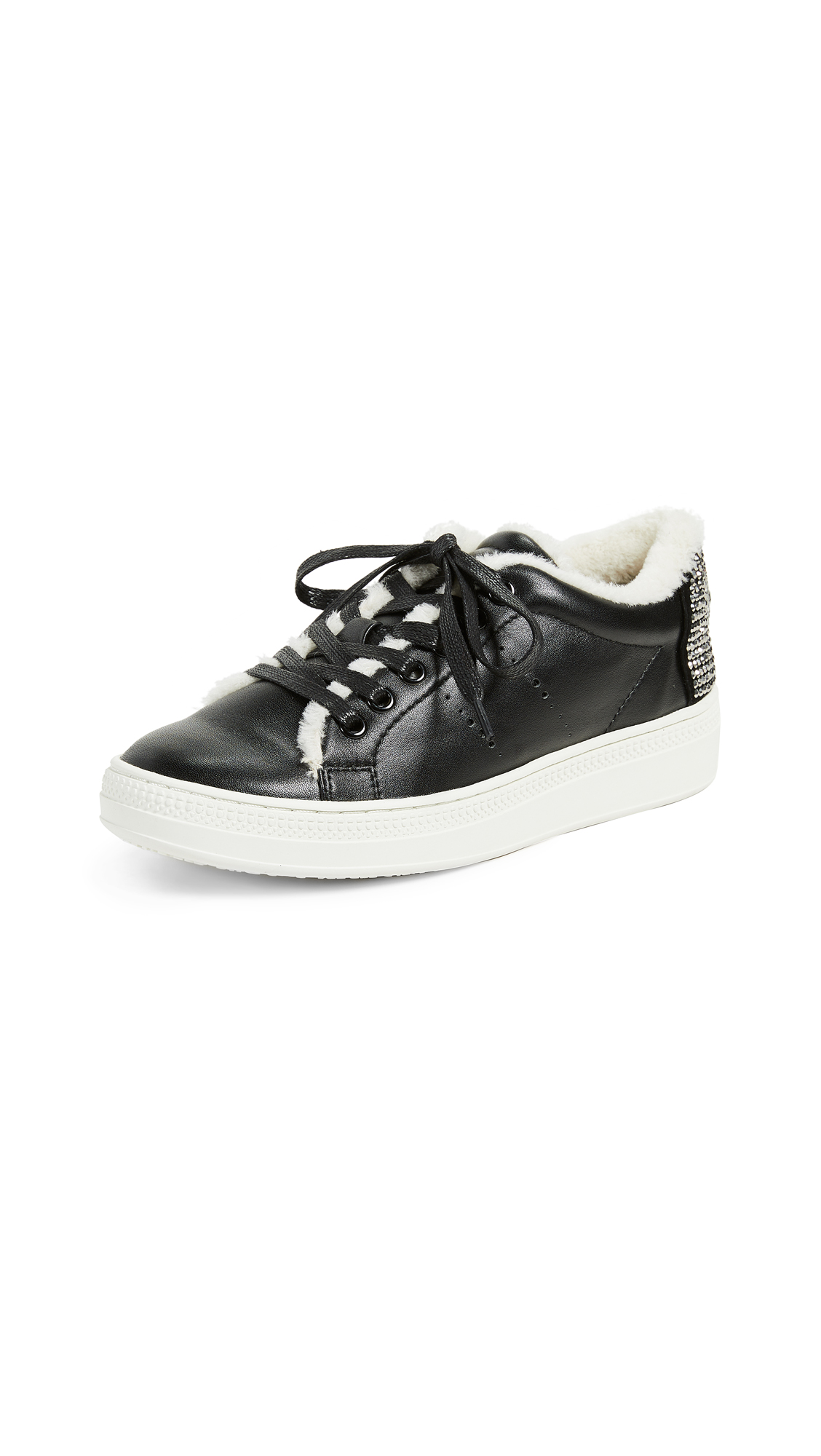 ONE by Lace Up Eye Sneakers - Black