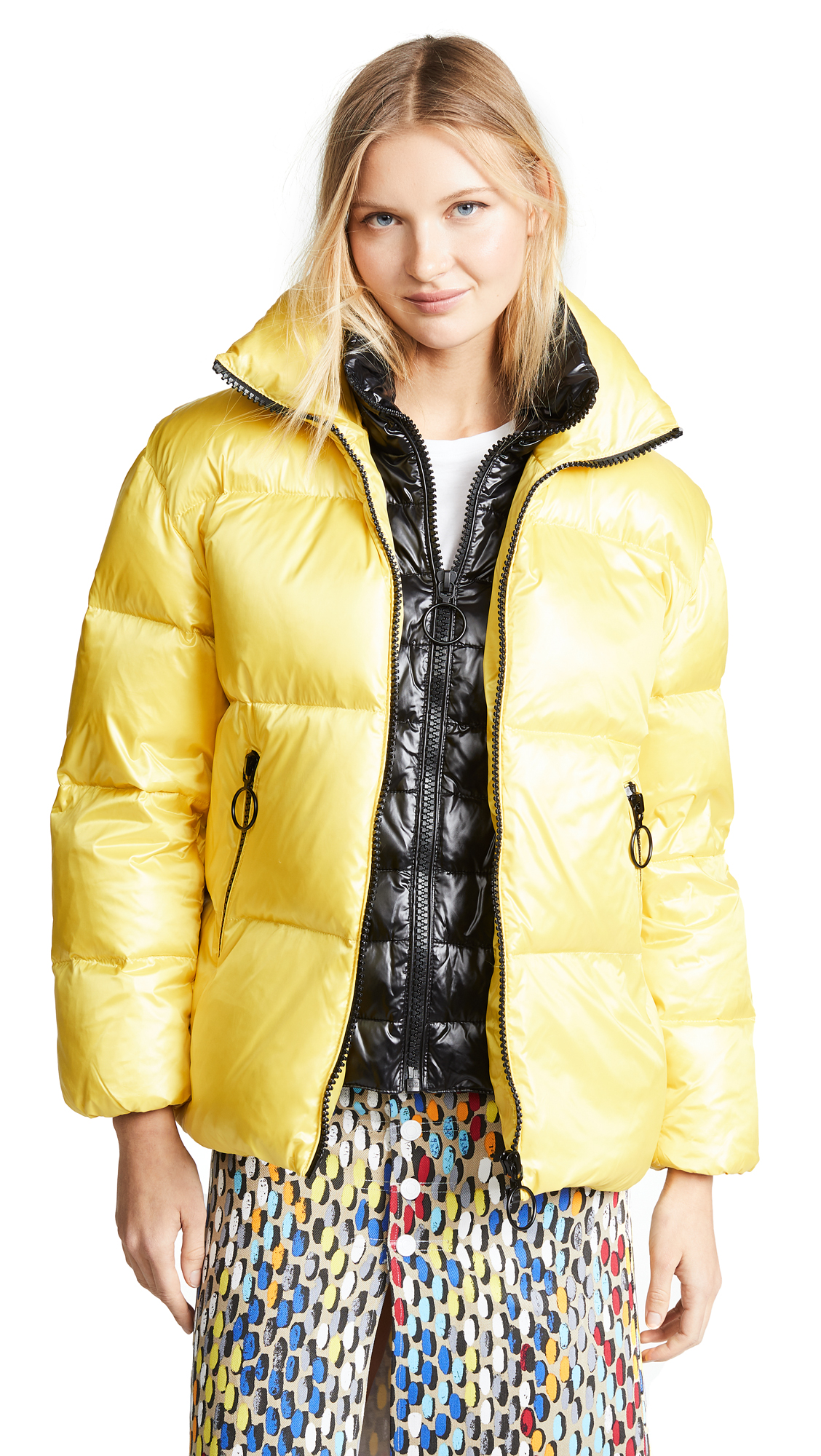 ONE by Alma Puffer Coat