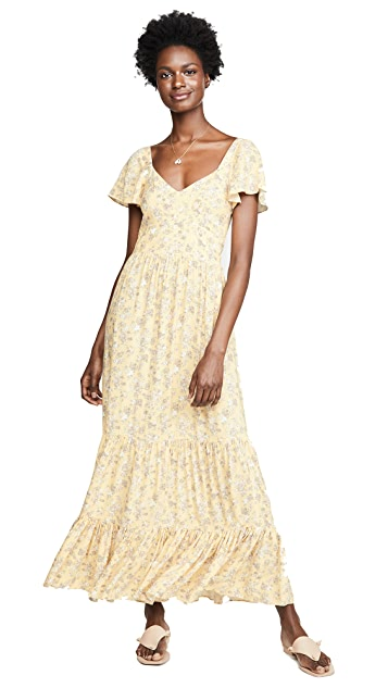 ONE by Olsen Bella Maxi Dress