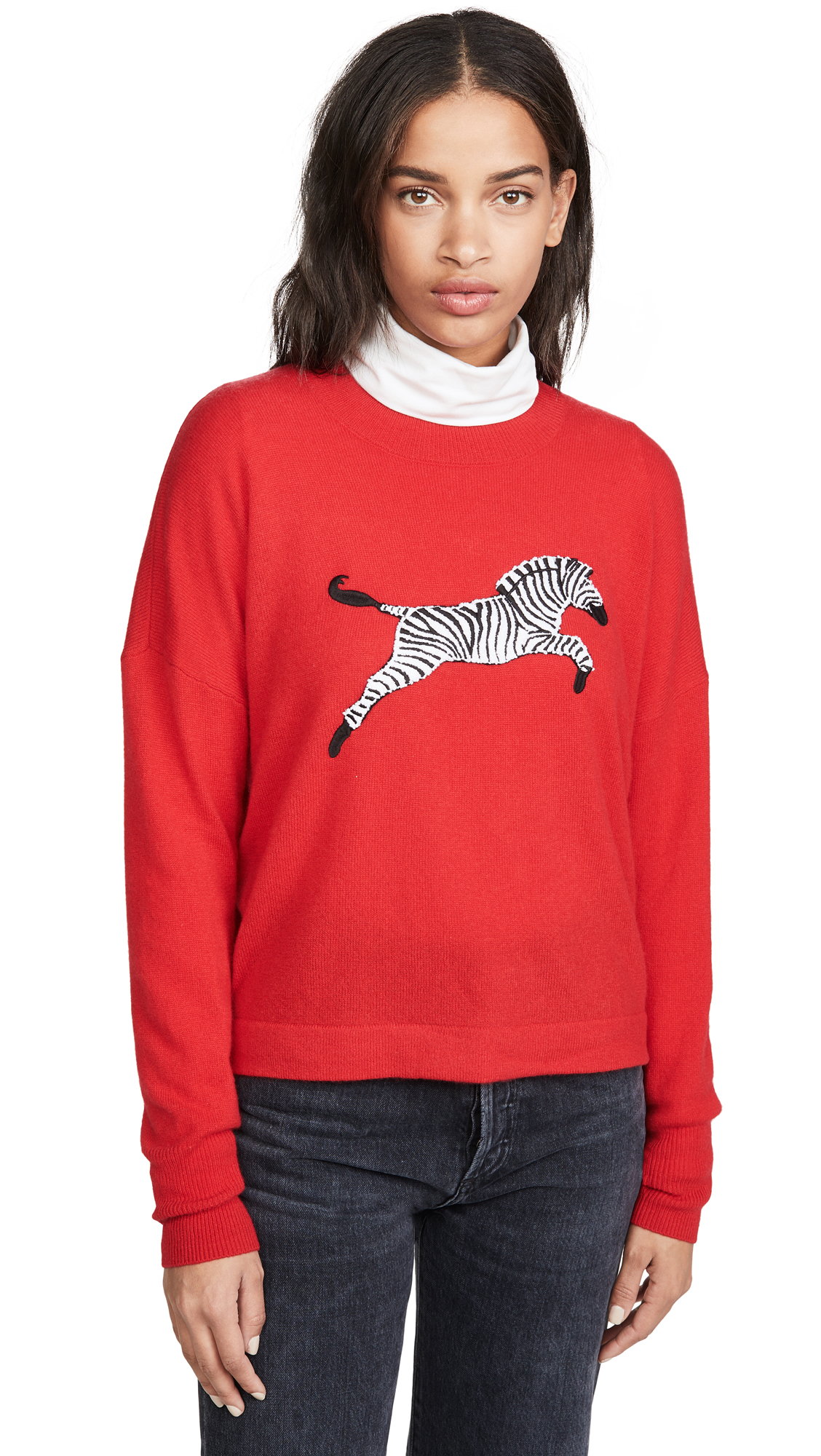 Buy ONE by 27 Miles online - photo of ONE by Zurina Cashmere Sweater