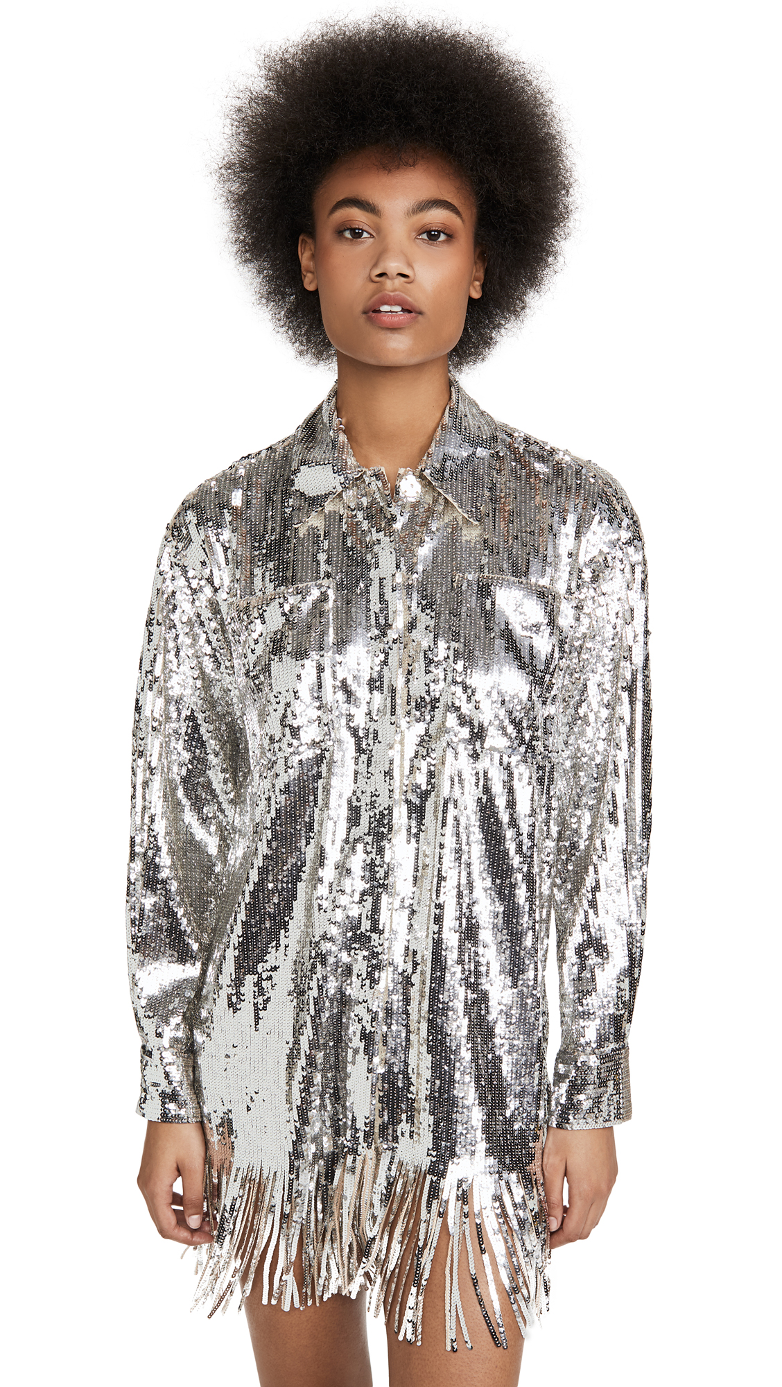 Buy ONE by PINKO online - photo of ONE by Sequin Jacket