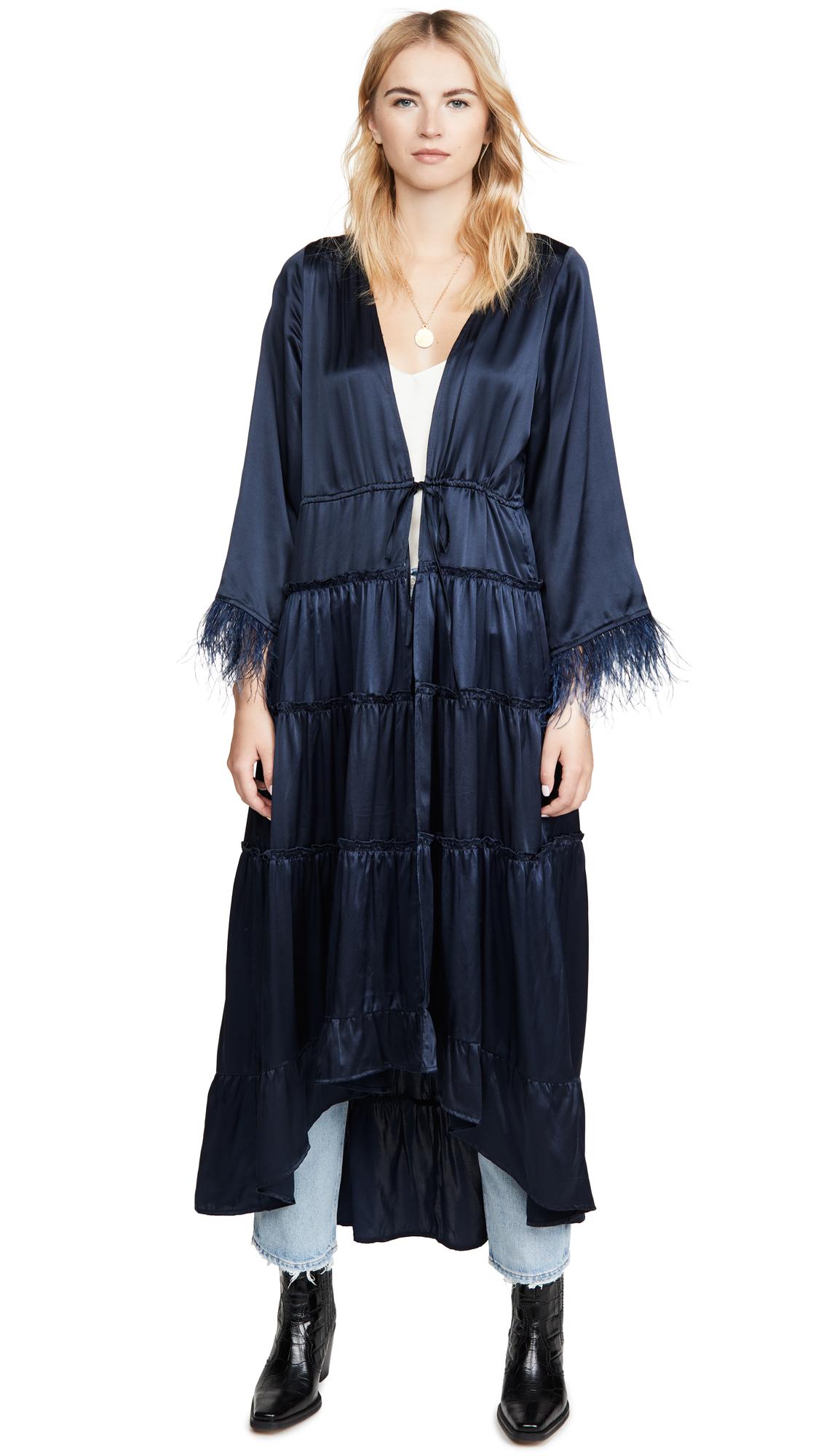 Buy ONE by La Vida Kimono online beautiful ONE by New Friends Colony Jackets, Coats, Coats