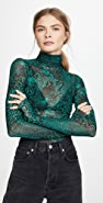 ONE by AFRM Animal Turtleneck