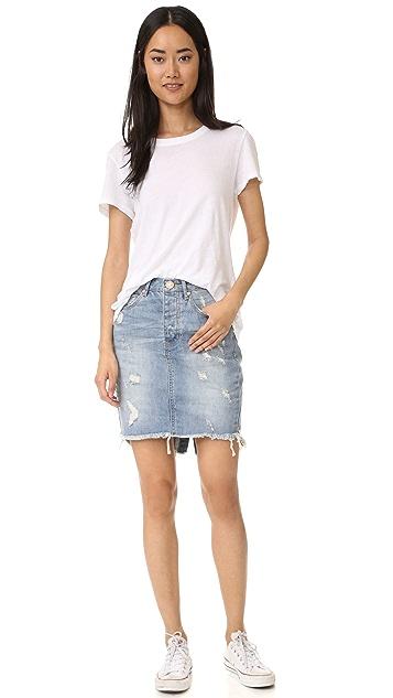 One Teaspoon Wild Lion 2020 Skirt
