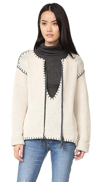 One Teaspoon Bear Creek Knit Sweater