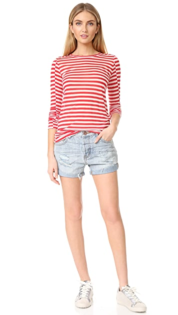 One Teaspoon Florence Charger Shorts