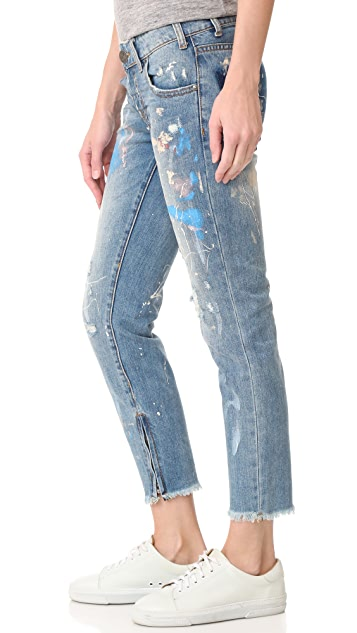 One Teaspoon Artiste Royale Freebird Jeans