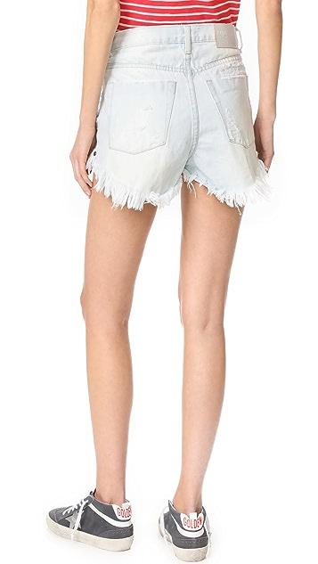One Teaspoon Le Surf Outlaw Shorts