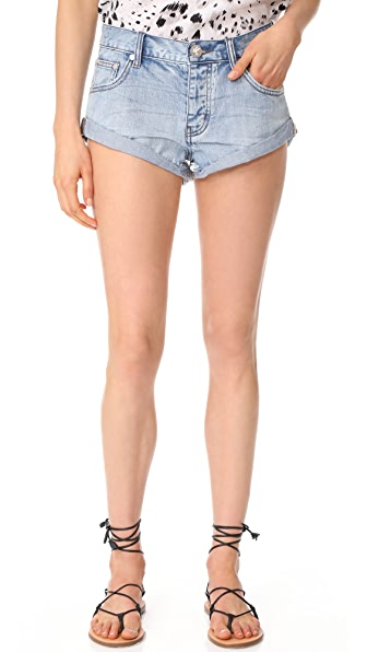 One Teaspoon Bandit Shorts - Hendrix