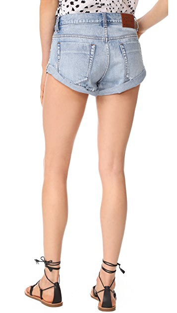 One Teaspoon Bandit Shorts
