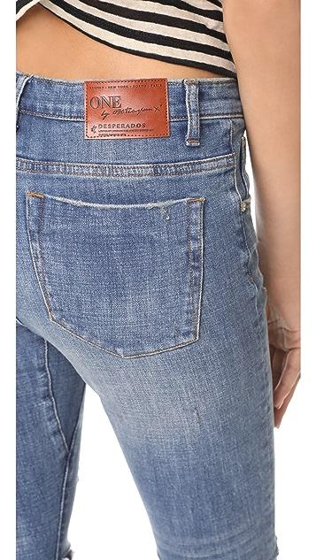 One Teaspoon Desperados Jeans