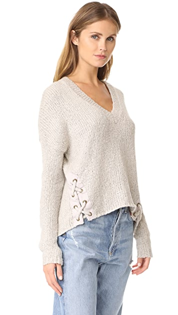 One Teaspoon Saints and Roses Sweater