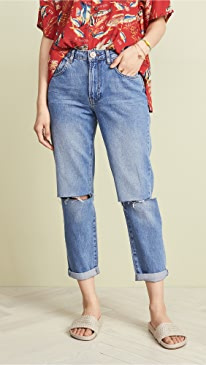 6e5f9af7626 One Teaspoon. Hollywood Awesome Baggies Jeans