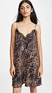 One Teaspoon Big Cat Delirious Slip Dress