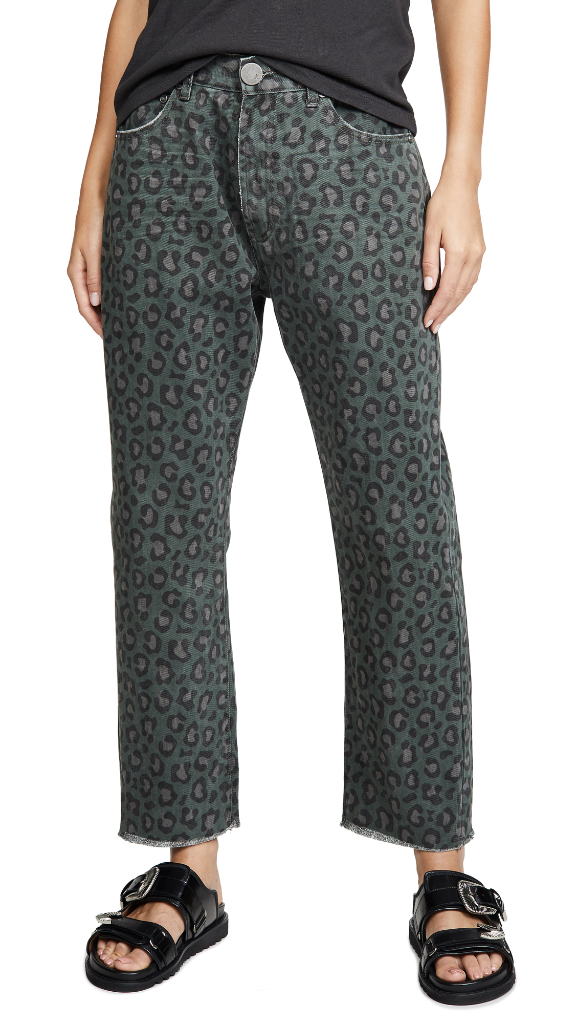 Buy One Teaspoon online - photo of One Teaspoon Night Crawler Bandits Relaxed Jeans