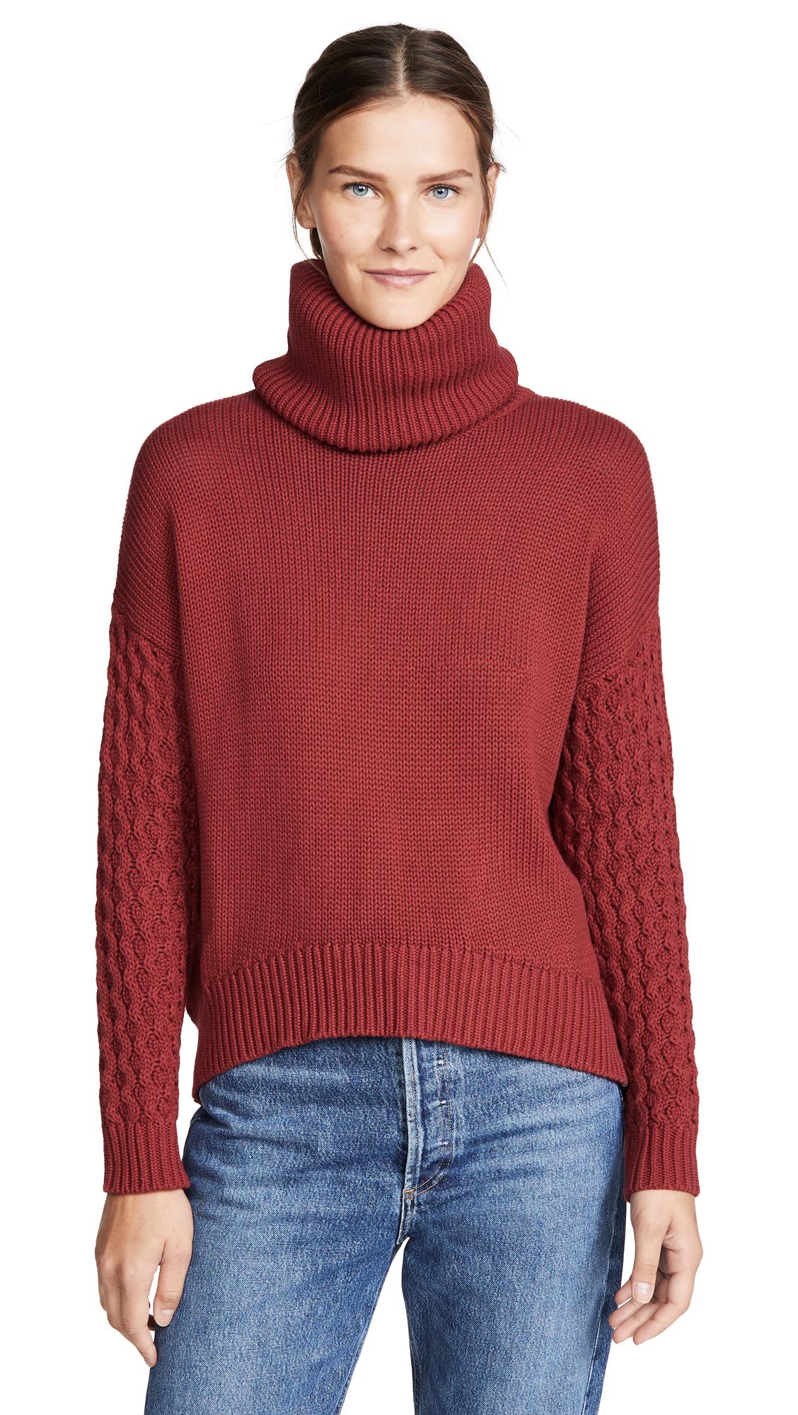 Buy One Teaspoon online - photo of One Teaspoon Blood Rider Roll Neck Knit Sweater