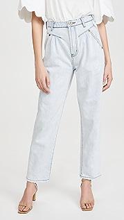 One Teaspoon Florence High Waist '80s Jeans