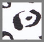 белый леопардовый принт