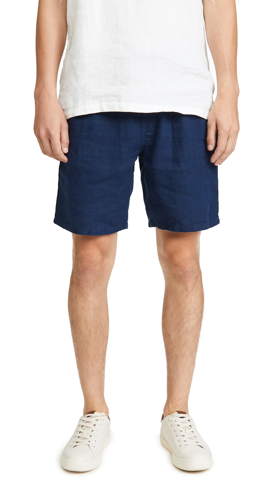 Onia Noah Linen Shorts