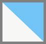 White/Directoire Blue