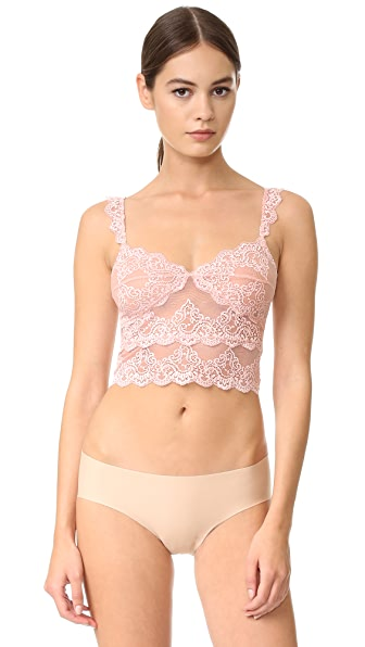 Only Hearts So Fine Lace Cropped Camisole