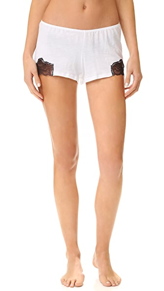 Only Hearts Luxe Lace Sleep Shorts