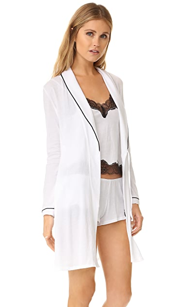 Only Hearts Piped Robe