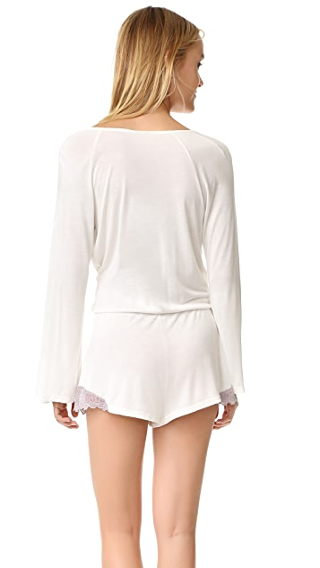 Only Hearts Venice Long Sleeve Romper