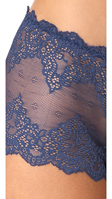 Only Hearts So Fine Lace Hipster