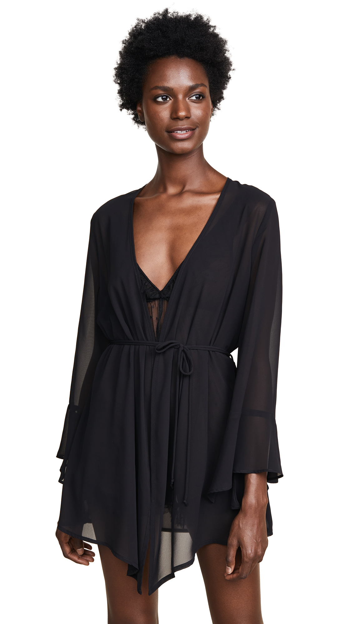 Only Hearts Coucou Lola Robe In Black